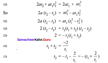 Tamil Nadu 12th Maths Model Question Paper 1 English Medium - 15