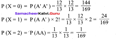 Tamil Nadu 12th Maths Model Question Paper 3 English Medium - 34