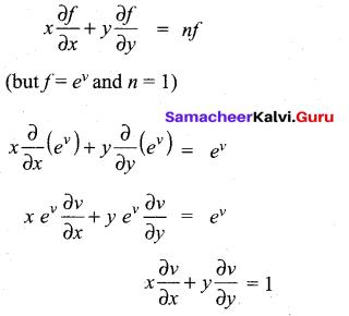 Tamil Nadu 12th Maths Model Question Paper 3 English Medium - 45