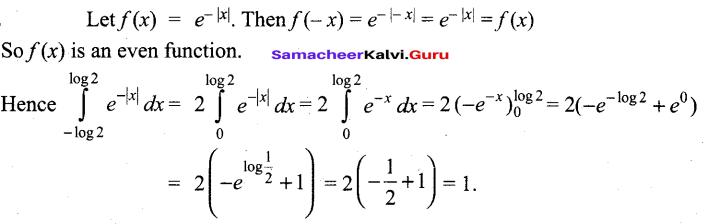 Tamil Nadu 12th Maths Model Question Paper 4 English Medium - 13