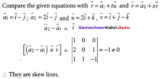 Tamil Nadu 12th Maths Model Question Paper 4 English Medium - 20