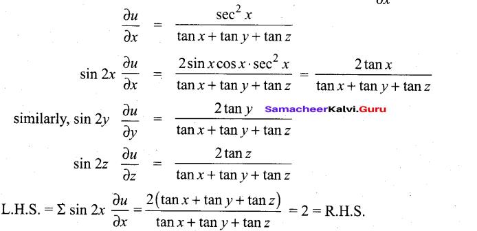Tamil Nadu 12th Maths Model Question Paper 4 English Medium - 47