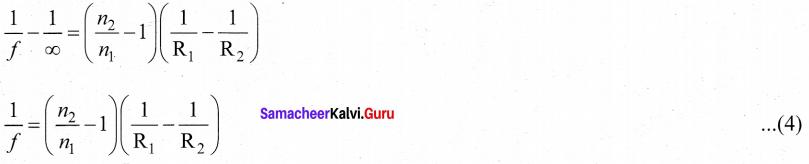 Tamil Nadu 12th Physics Model Question Paper 1 English Medium - 20