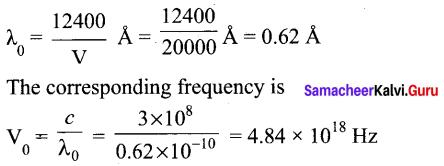 Tamil Nadu 12th Physics Model Question Paper 1 English Medium - 3