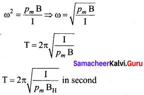 Tamil Nadu 12th Physics Model Question Paper 2 English Medium - 20