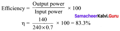 Tamil Nadu 12th Physics Model Question Paper 2 English Medium - 5