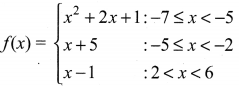 Samacheer Kalvi 10th Maths Chapter 1 Relations and Functions Additional Questions 6