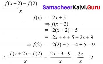 Ex 1.3 Class 10 Samacheer Kalvi Maths Solutions Chapter 1 Relations And Functions
