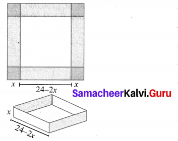 10th Maths Relation And Function Samacheer Kalvi Solutions Chapter 1 Ex 1.3