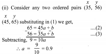 10 Std Maths Exercise 1.3 Samacheer Kalvi Chapter 1 Relations And Functions