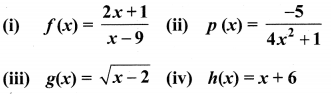 10th Maths Exercise 1.1 Samacheer Kalvi Solutions Chapter 1 Relations And Functions Unit