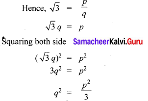 Samacheer Kalvi 10th Maths Chapter 2 Numbers and Sequences Additional Questions 1