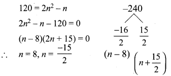 Samacheer Kalvi 10th Maths Chapter 2 Numbers and Sequences Ex 2.10 4