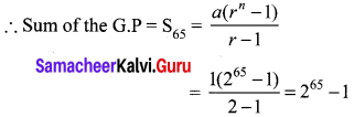 Samacheer Kalvi 10th Maths Chapter 2 Numbers and Sequences Ex 2.10 5