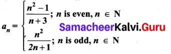 Ex 2.4 Class 10 Samacheer Kalvi Solutions Chapter 2 Numbers And Sequences