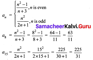 10th Maths Exercise 2.4 Samacheer Kalvi Solutions Chapter 2 Numbers And Sequences