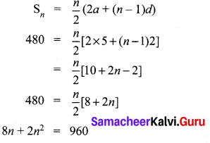 10th Maths Exercise 2.6 Solution Samacheer Kalvi Chapter 2 Numbers And Sequences