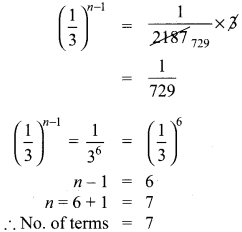 Class 10 Maths Exercise 2.7 Solutions Samacheer Kalvi Chapter 2 Numbers And Sequences