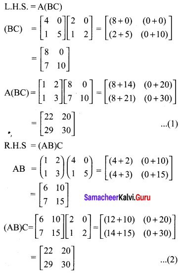 Samacheer Kalvi 10th Maths Graph Solutions Chapter 3 Algebra Ex 3.18