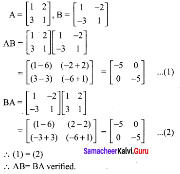 10th Maths Exercise 3.18 3rd Sum Samacheer Kalvi Chapter 3 Algebra