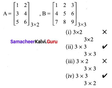 Samacheer Kalvi 10th Maths Solution Chapter 3 Algebra Ex 3.19