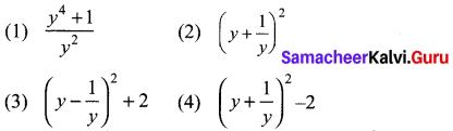 Exercise 3.19 Class 10 Maths Solutions Chapter 3 Algebra Samacheer Kalvi