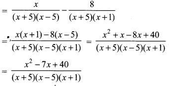 Samacheer Kalvi Guru 10th Maths Solutions Chapter 3 Algebra