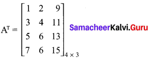 Samacheer Kalvi 10th Maths Answers Solutions Chapter 3 Algebra Ex 3.19