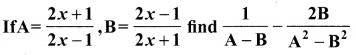 10th Exercise 3.6 Samacheer Kalvi Maths Solutions Chapter 3 Algebra