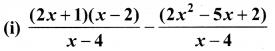 10th Maths Exercise 3.6 Samacheer Kalvi Chapter 3 Algebra