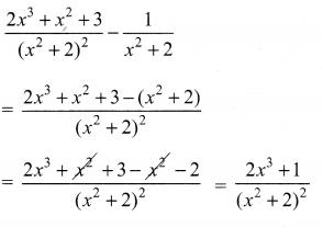 10th Maths Algebra Samacheer Kalvi Chapter 3 Algebra Ex 3.6