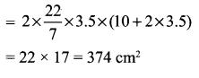 Samacheer Kalvi 10th Maths Chapter 7 Mensuration Additional Questions 8