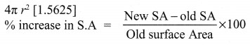 10th Maths 7.1 Exercise Samacheer Kalvi Chapter 7 Mensuration