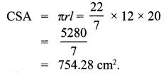 10th Maths Exercise 7.1 Samacheer Kalvi Chapter 7 Mensuration