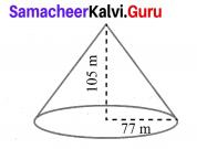 10th Maths Mensuration Exercise 7.2 Samacheer Kalvi Chapter 7
