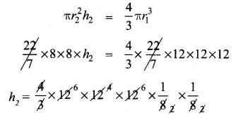 10th Maths Exercise 7.4 Samacheer Kalvi Solutions Chapter 7 Mensuration