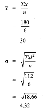 Exercise 8.2 Class 10 Samacheer Kalvi Maths Solutions Chapter 8 Statistics And Probability