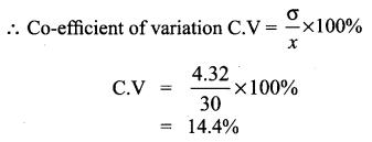 10th Maths Statistics And Probability Samacheer Kalvi Solutions Chapter 8 Ex 8.2