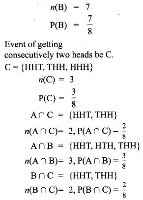 10th Exercise 8.4 Samacheer Kalvi Maths Solutions Chapter 8 Statistics And Probability
