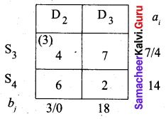 Samacheer Kalvi 12th Business Maths Solutions Chapter 10 Operations Research Miscellaneous Problems 5