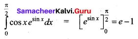 Samacheer Kalvi 12th Business Maths Solutions Chapter 2 Integral Calculus I Additional Problems 13