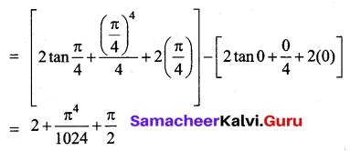 Samacheer Kalvi 12th Business Maths Solutions Chapter 2 Integral Calculus I Additional Problems 42