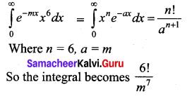 Samacheer Kalvi 12th Business Maths Solutions Chapter 2 Integral Calculus I Ex 2.10 Q1.1