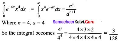 Samacheer Kalvi 12th Business Maths Solutions Chapter 2 Integral Calculus I Ex 2.10 Q1.2