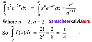 Samacheer Kalvi 12th Business Maths Solutions Chapter 2 Integral Calculus I Ex 2.10 Q2.1