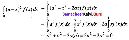 Samacheer Kalvi 12th Business Maths Solutions Chapter 2 Integral Calculus I Ex 2.12 Q21.1