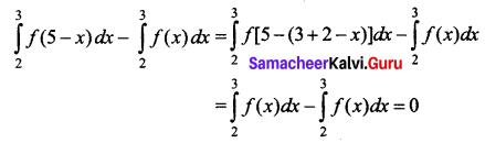 Samacheer Kalvi 12th Business Maths Solutions Chapter 2 Integral Calculus I Ex 2.12 Q22