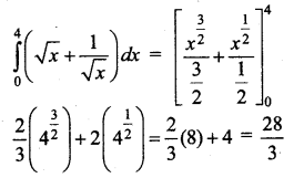 Samacheer Kalvi 12th Business Maths Solutions Chapter 2 Integral Calculus I Ex 2.12 Q23.1