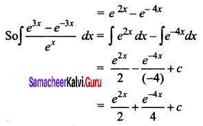 Samacheer Kalvi 12th Business Maths Solutions Chapter 2 Integral Calculus I Ex 2.3 Q4.1