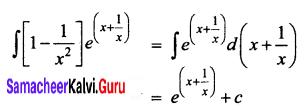 Samacheer Kalvi 12th Business Maths Solutions Chapter 2 Integral Calculus I Ex 2.3 Q6